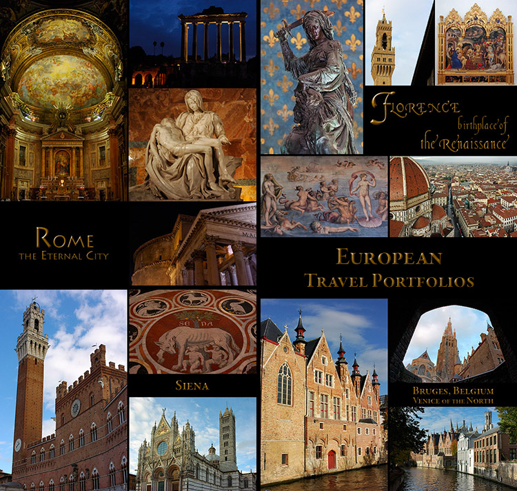European Travel Portfolios