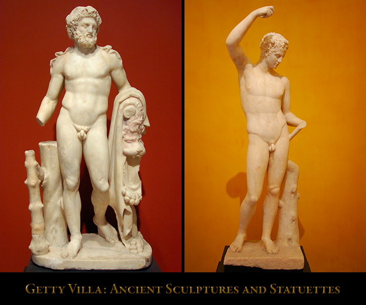GettyVilla_Sculptures