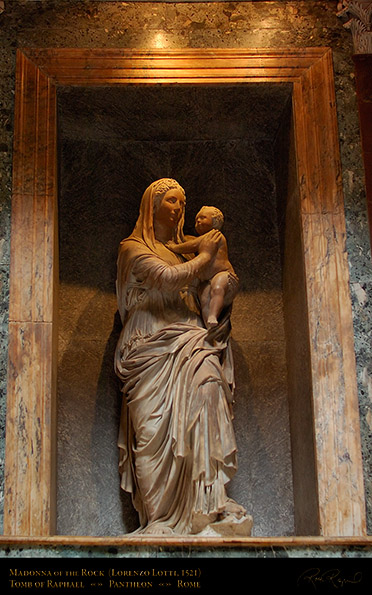 Madonna_of_theRock_Raphael'sTomb_7456M