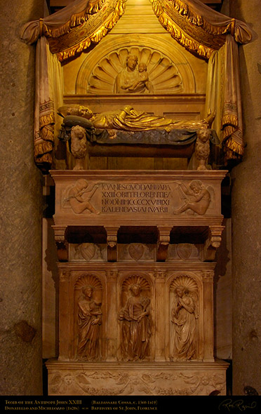 Tomb_AntipopeJohnXXIII_Donatello_5024