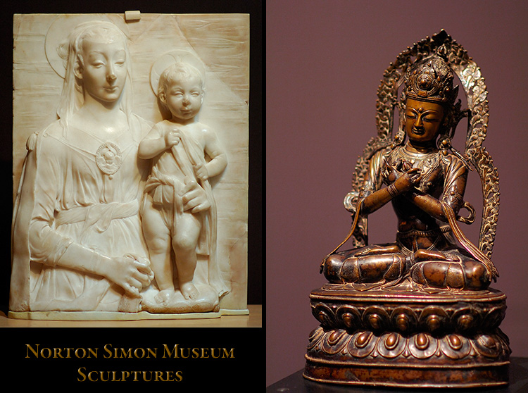 NortonSimon-Sculptures