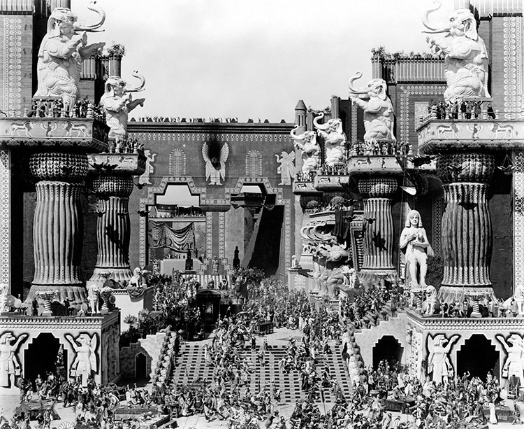 Griffith_Intolerance_Babylon_Set