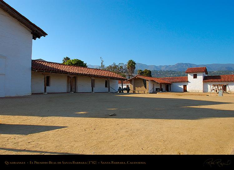 Santa Barbara Presidio 5674