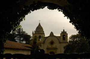 CarmelMission_dawn_X0247
