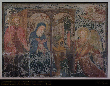 Annunciation_SantaMaria_inTrastavere_6997
