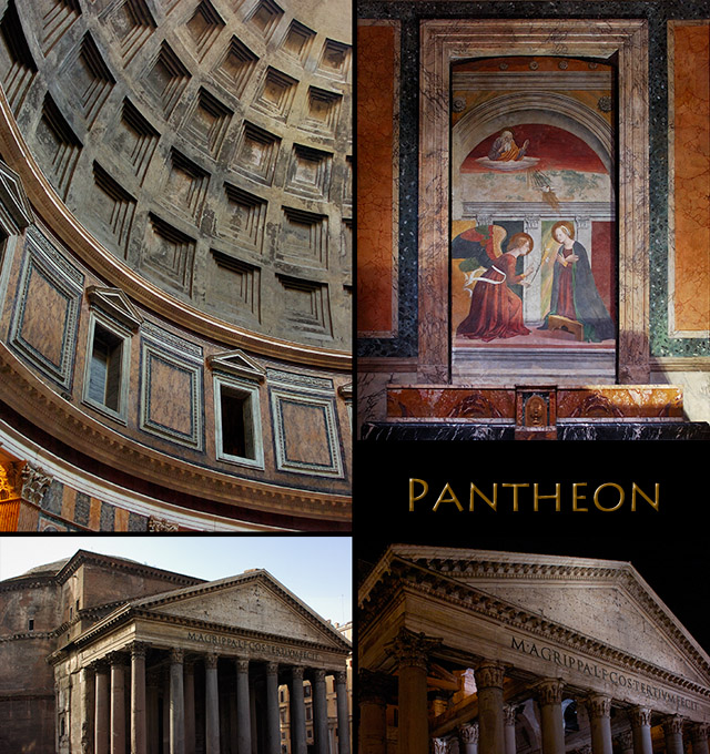 Pantheon_display