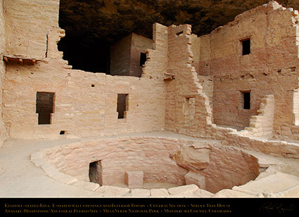 Mesa_Verde_Spruce_Tree_House_Central_Kiva_X9775
