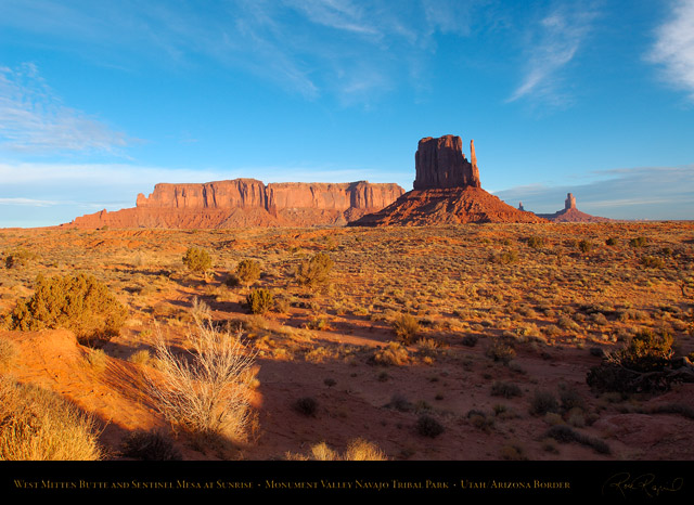 Monument_Valley_West_Mitten_and_Sentinel_Mesa_X9924