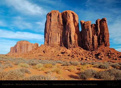 Monument_Valley_Camel_Butte_X9955