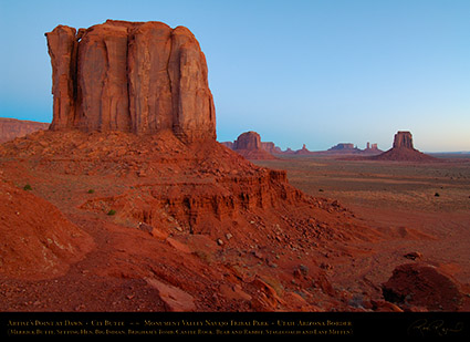 Monument_Valley_Cly_Butte_Artist's_Point_at_Dawn_X1719