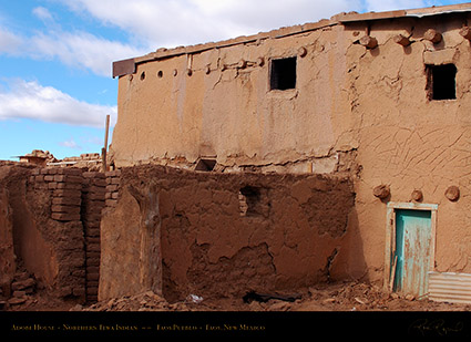 Taos pueblo unesco world heritage site for Pueblo home builders
