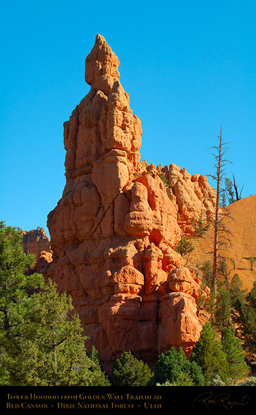 Red_Canyon_Tower_Golden_Wall_Trailhead_X5739