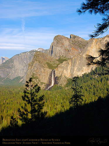 Bridalveil_Fall_Cathedral_Rocks_Sunset_2912