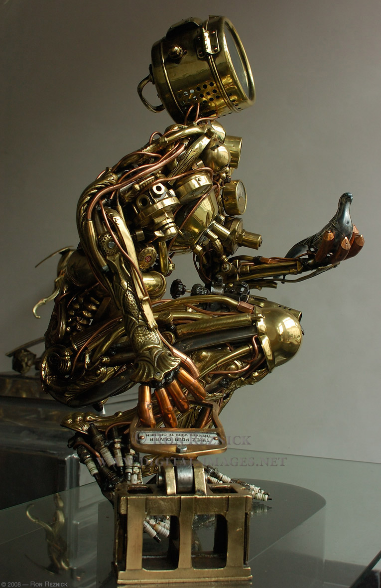 cool sculpture machine