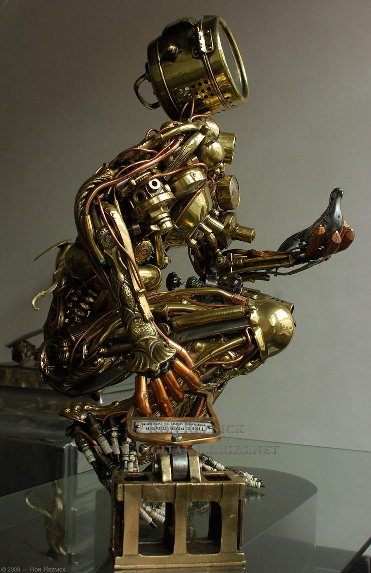 sculpture machine