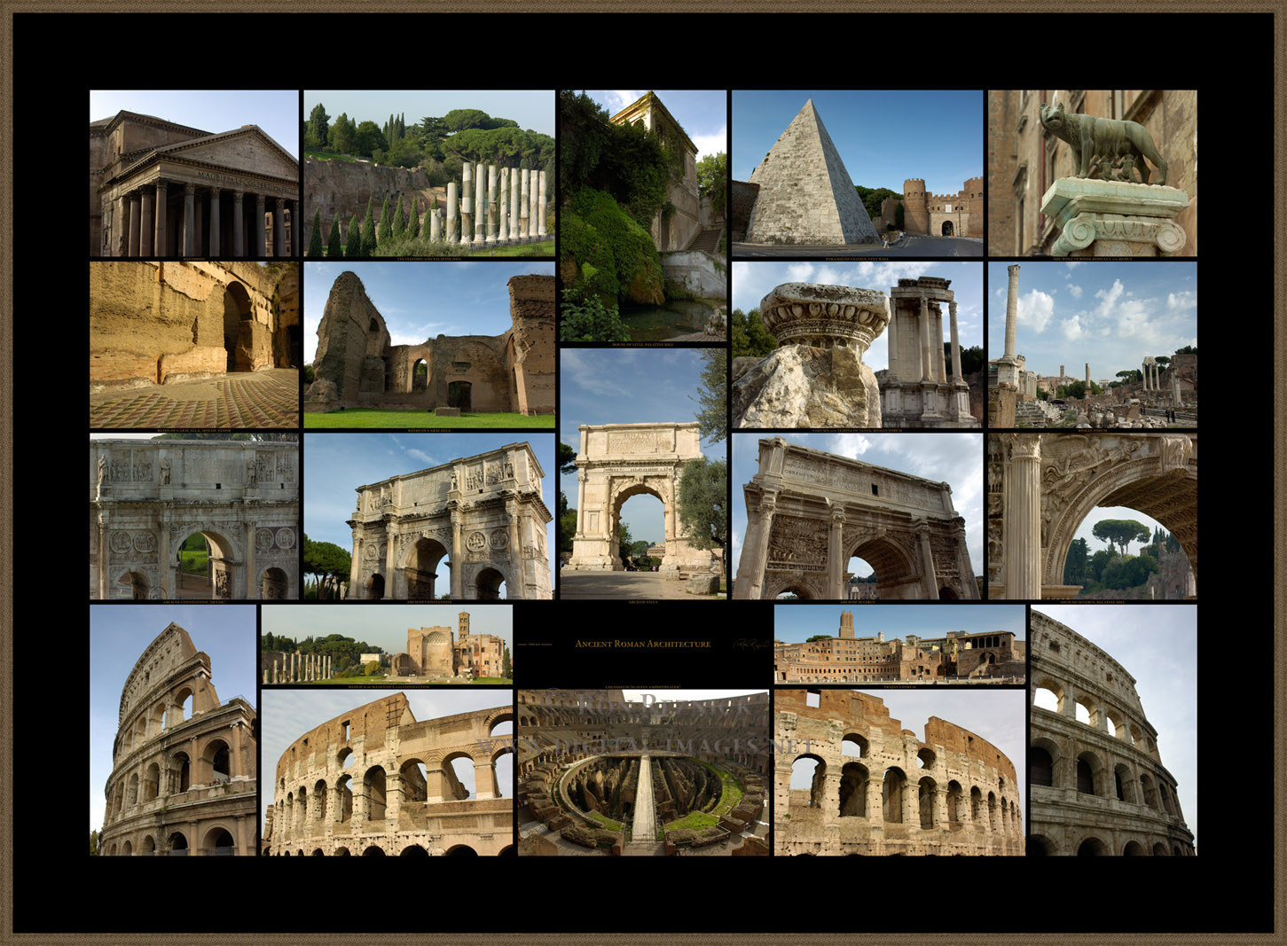 art and architecture in ancient rome - photo#2