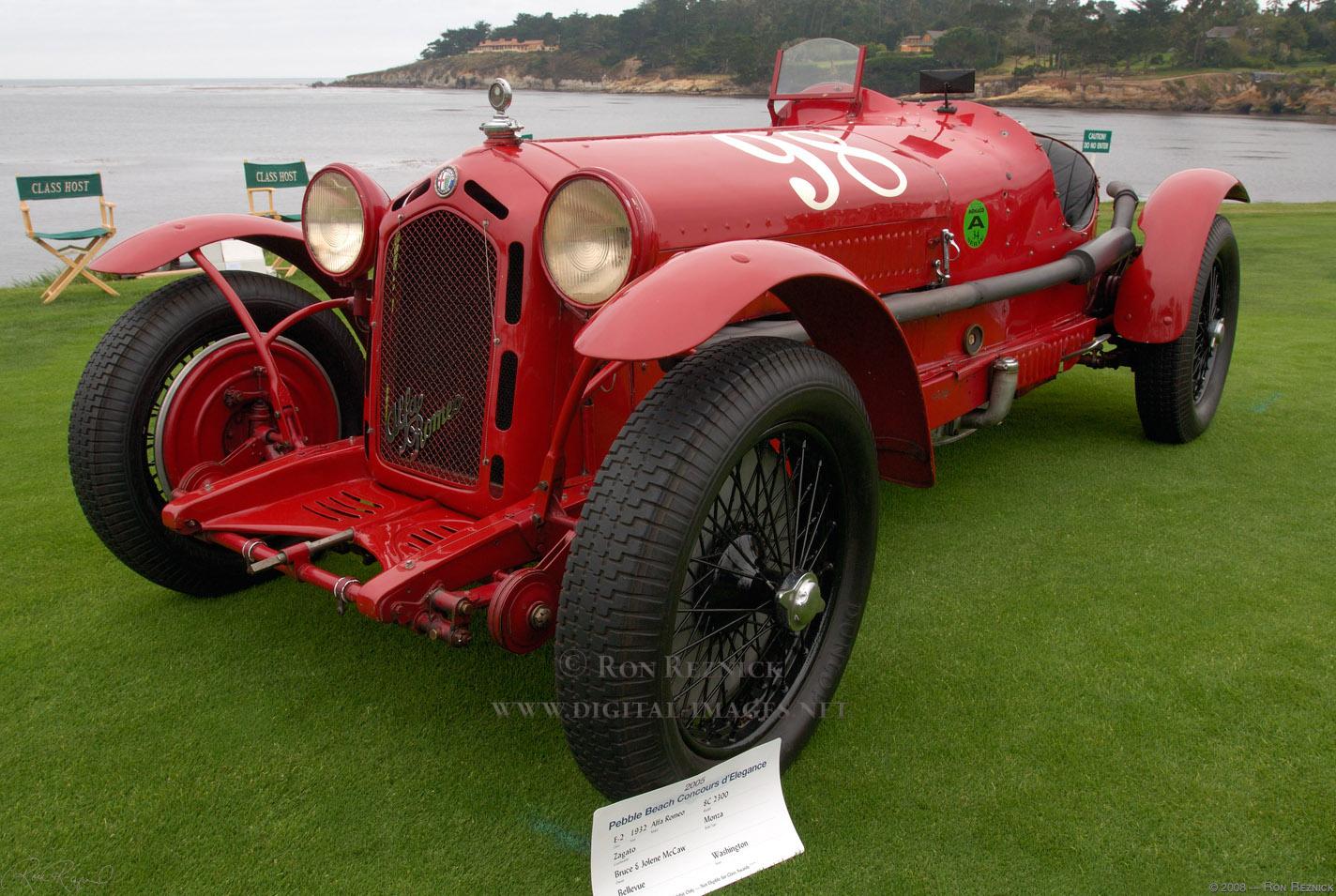 Alfa Romeo 8C 2300 Zagato