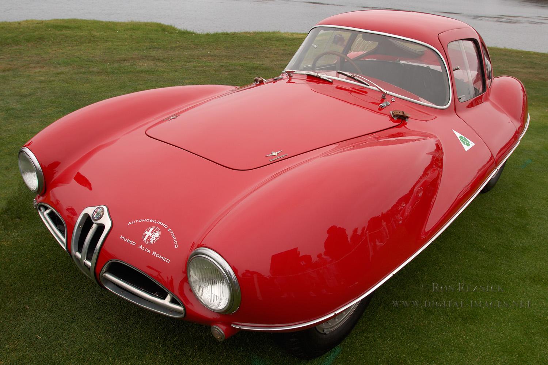 Alfaromeo Discovolantecoupe Touring X on Alfa Romeo 8c 2900