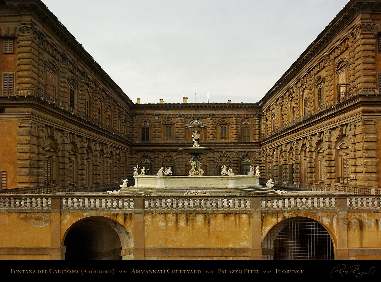 Boboli gardens for Palazzo pitti