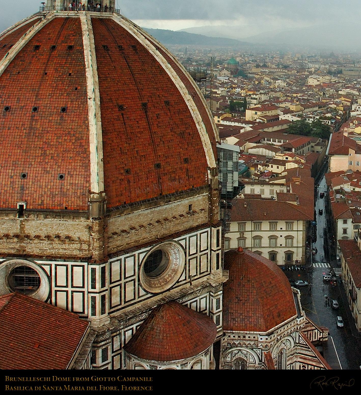 Florence Dome: Santa Maria Del Fiore (Duomo) Scenics, Sculptures And Interior