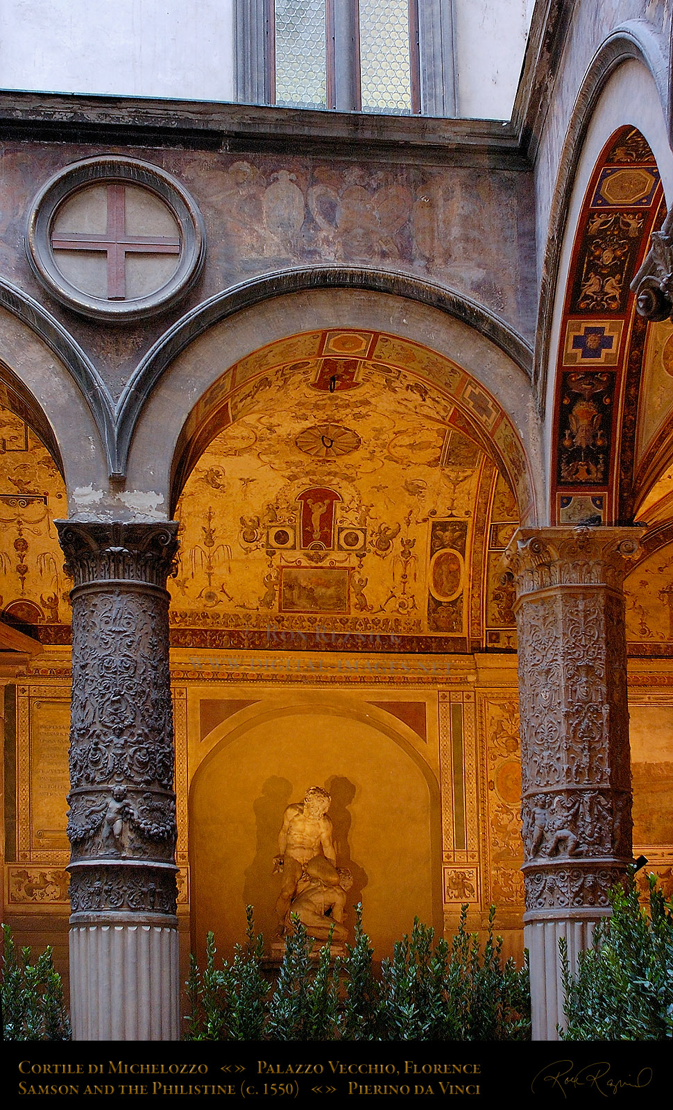 Architecture And Art Of The Palazzo Vecchio Old Palace