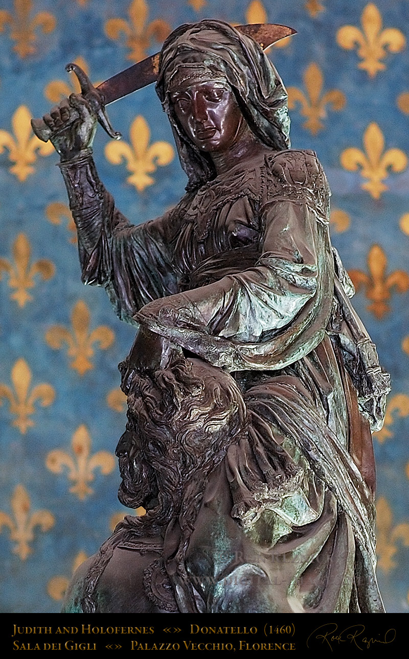 judith and holofernes by donatello Judith and holofernes [1] is a bronze sculpture created by the italian renaissance sculptor donatello at the end of his career it can be seen in the hall of lilies , in the palazzo vecchio, florence for faster navigation, this iframe is preloading the wikiwand page for judith and holofernes (donatello.