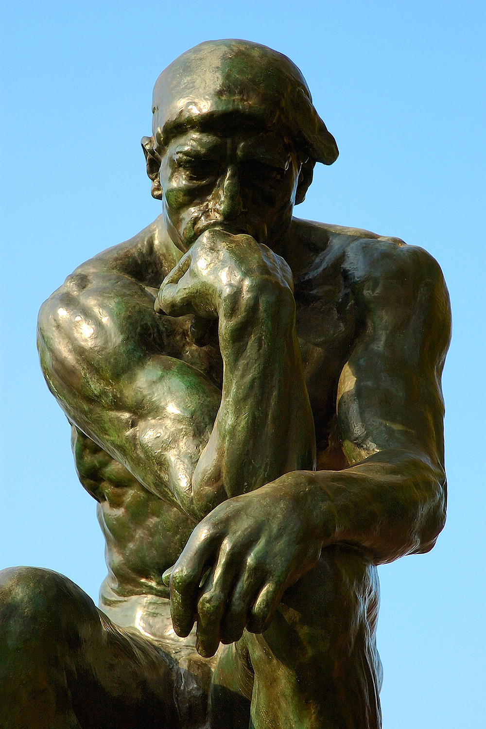 Rodin 2: The Thinker and other Figures