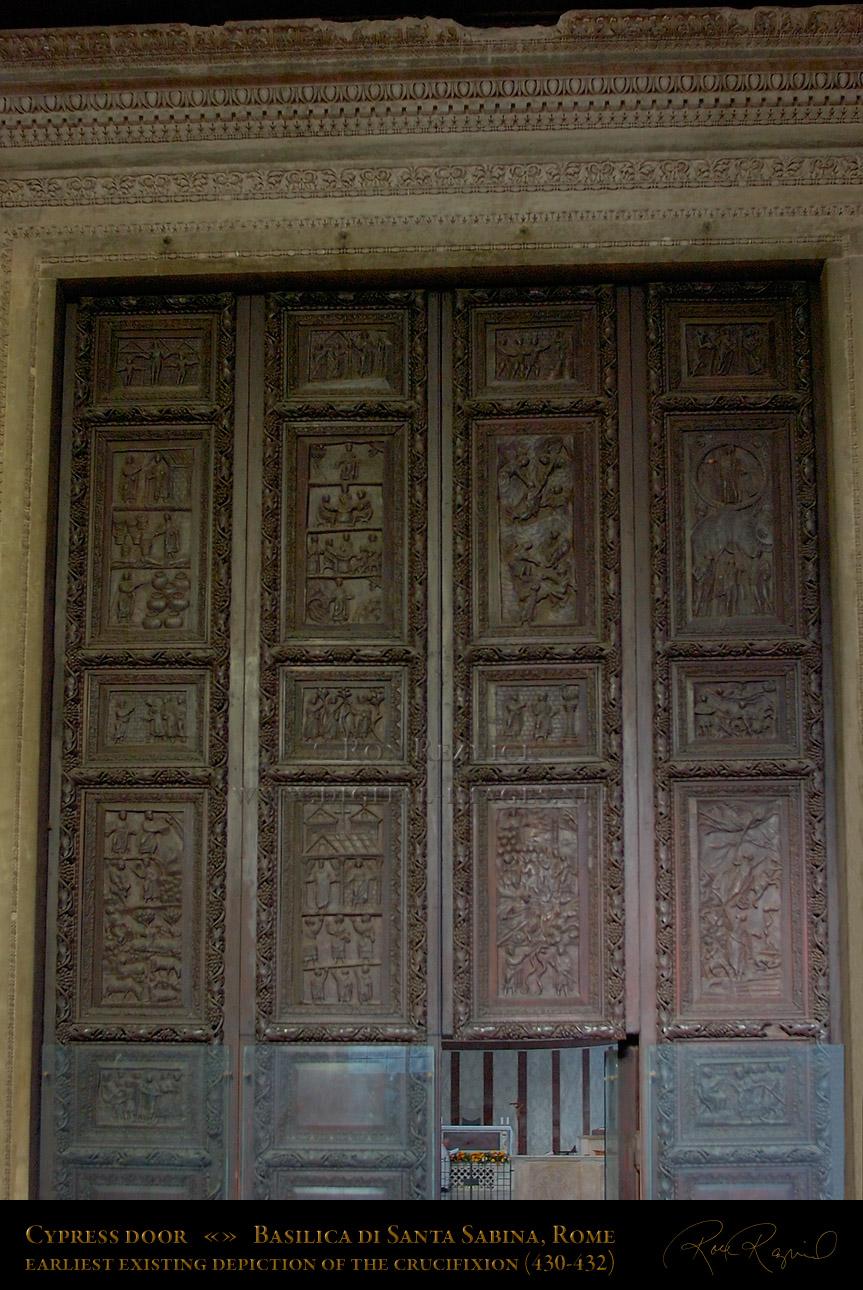 Ancient Churches Santa Sabina San Clemente