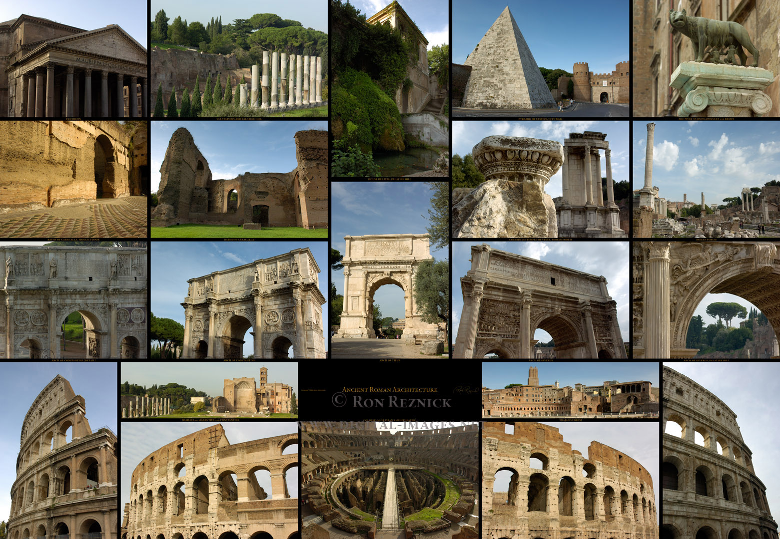 roman architect Italian renaissance architects based their theories and practices on classical roman examples the renaissance revival of classical rome was as important in architecture as it was in literature a pilgrimage to rome to study the ancient buildings and ruins, especially the colosseum and pantheon, was.