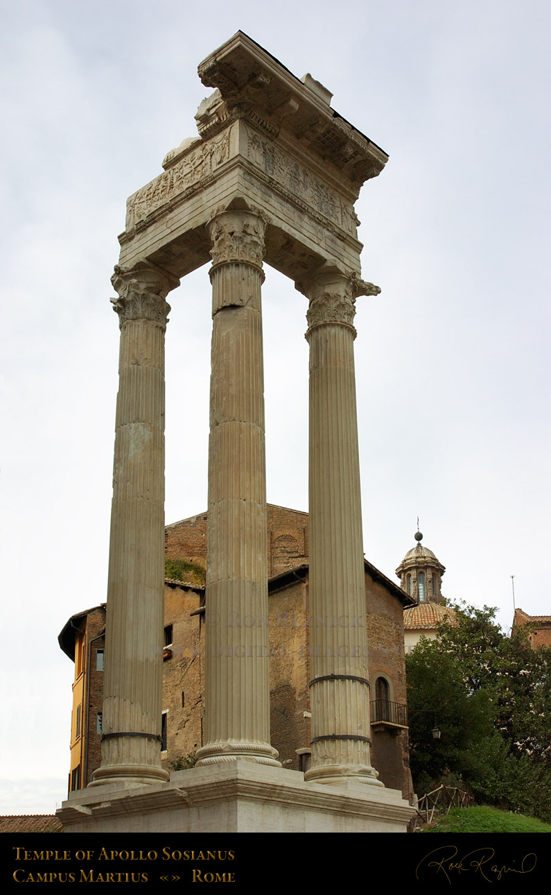 Temple of Apollo Sosianus