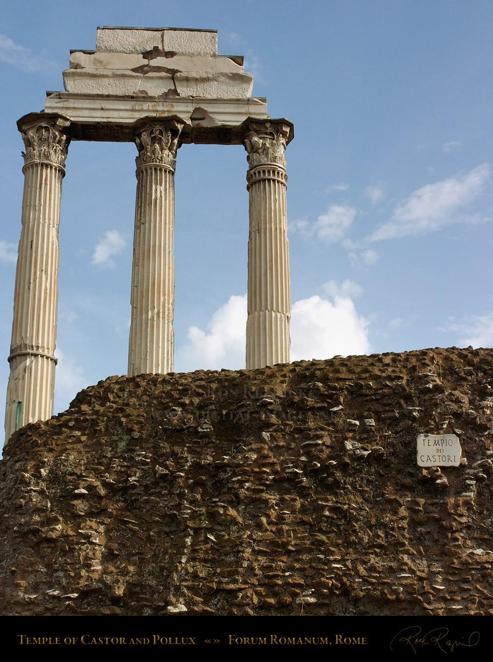 The Forum Romanum
