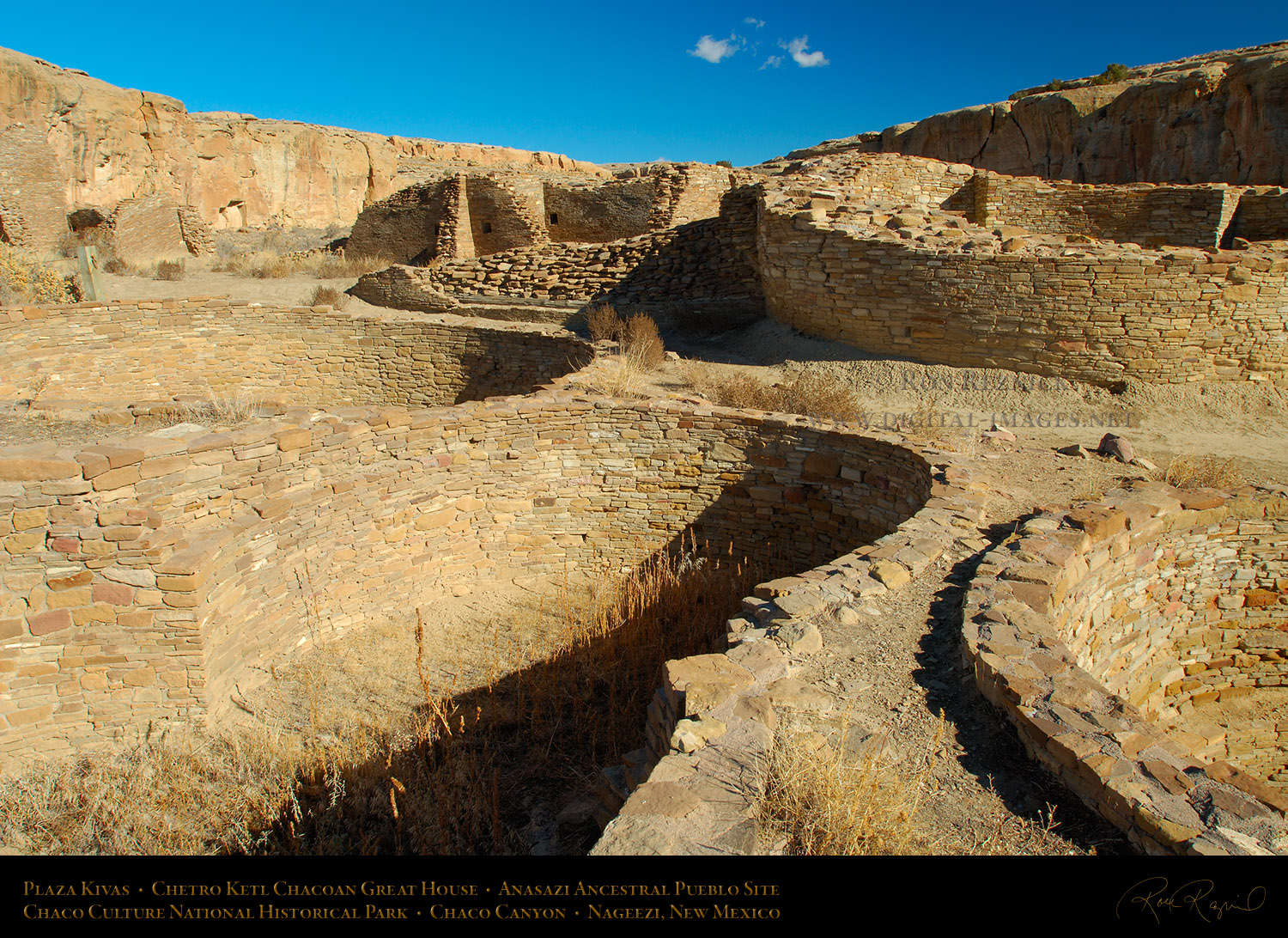 anasazi great houses of the chaco
