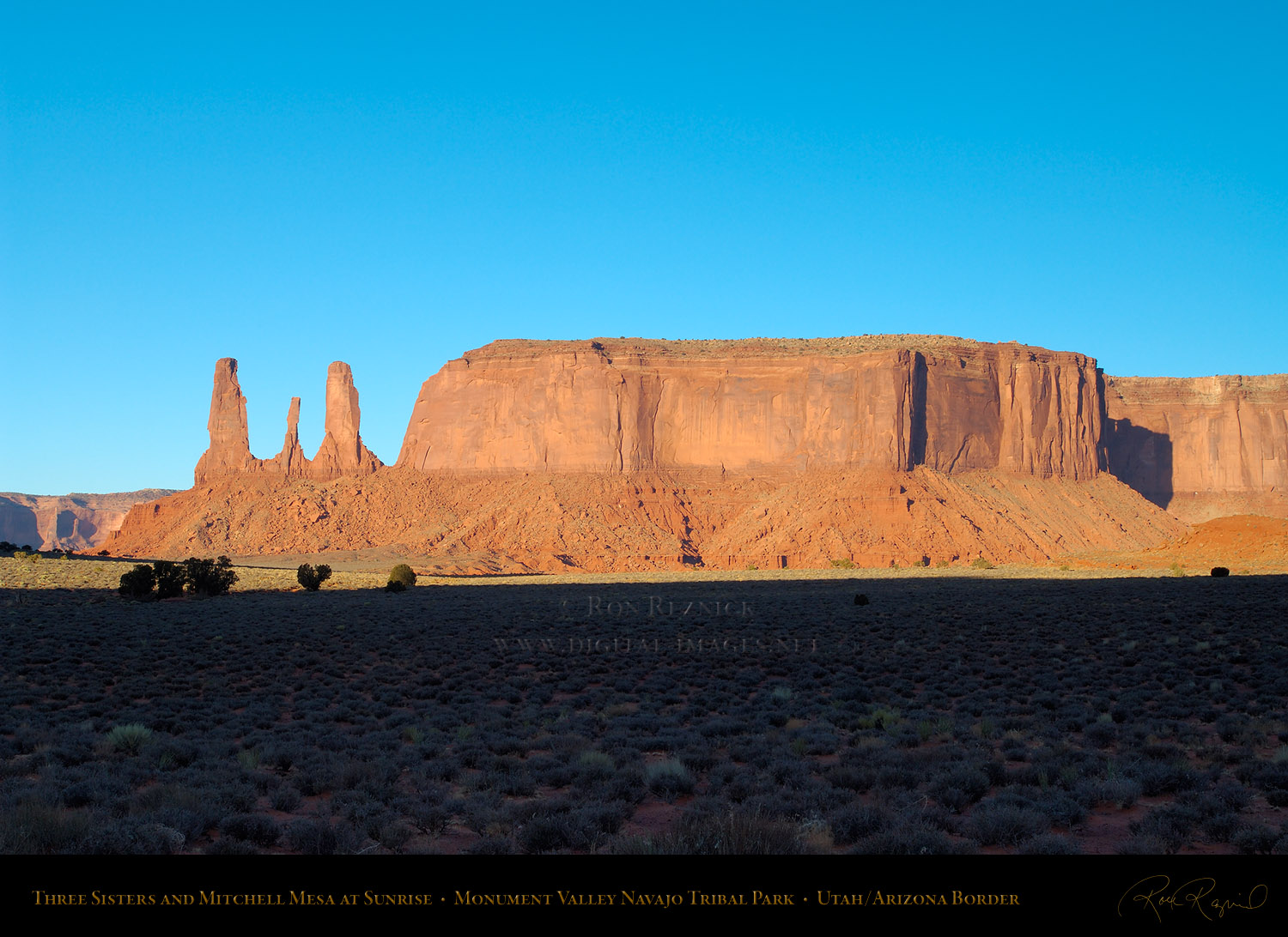Big Valley Ford >> Mesas and Buttes of Monument Valley