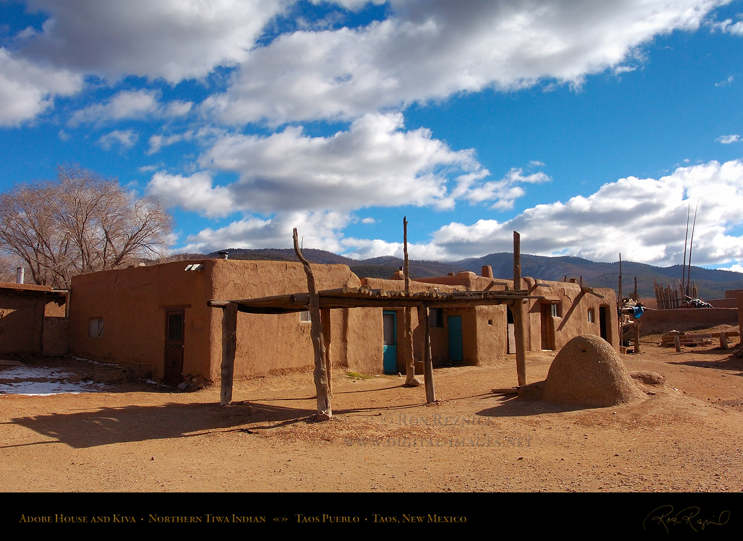 Indian adobe houses - Pueblo adobe houses property ...