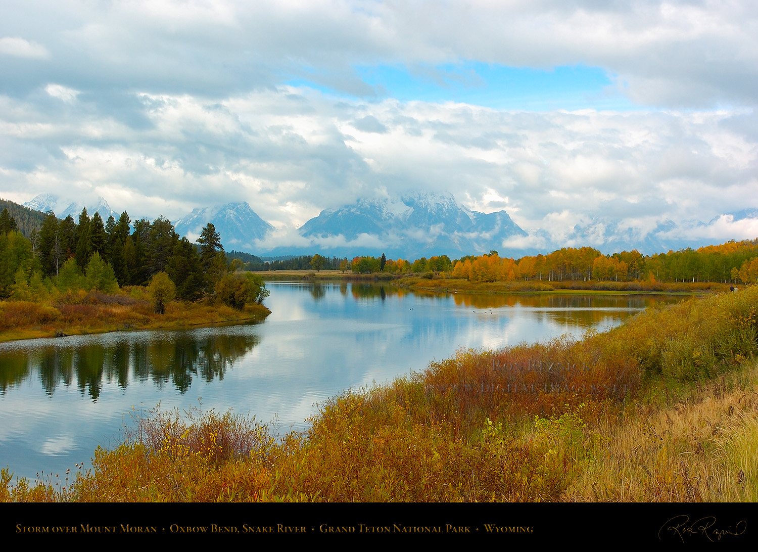 oxbow wyoming galerija scenic - photo #15